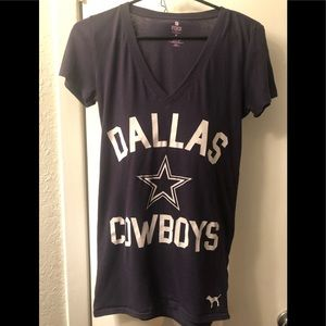 PINK NFL Dallas Cowboys T-shirt